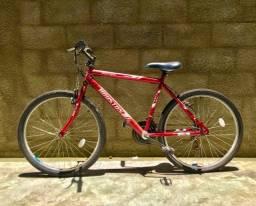 Bicicleta Houston - Vermelha
