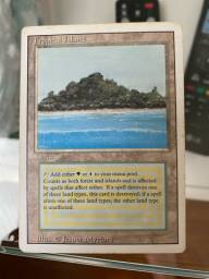 Tropical island magic the gathering