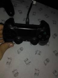 Manete de ps4 seminovo, controle PlayStation 4 seminovo