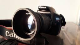 Canon T3. Lente 35-80.