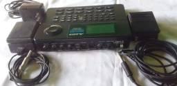 Bateria eletrônica Elesis