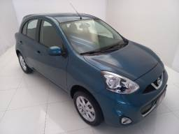 Nissan march 2015 sv 1.0 completo