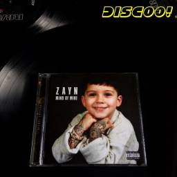 CD Zayn - Mind Of Mine Deluxe