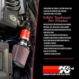 Título do anúncio: Kit / Filtro / Intake K&N  TYPHOON * Importado *  Volks / Audi