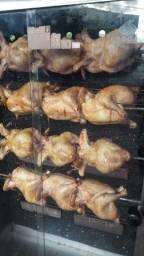 Título do anúncio: Vende se máquina de assar frango Rondonópolis