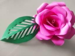 Rosas e tooper personalizado