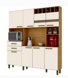 Armário de cozinha 8 portas