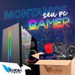 Monte seu PC Gamer - Novo com Garantia