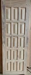 Porta Angelim Pedra Modelo Almofada