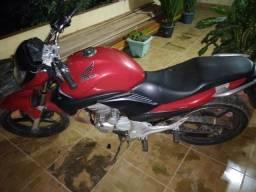 Título do anúncio: Vendo esta moto cb 300