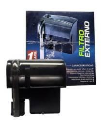 Título do anúncio: Filtro externo hang on Ocean Tech HF-300 (300lh) para aquários de até 75l