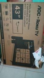 """Smart Tv LED AOC 43"""""""