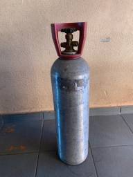 Cilindro para chopp alumínio 7kg