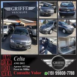 Chevrolet - celta spirit 1.0 - basico - 2012 - 18.000,00 -