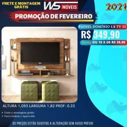 """Promoção - Painel para TV de até 55"""""""