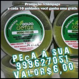 Amazon Polpa Detox