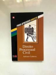 Livro Direito Processual Civil. Adriano Caldeira.