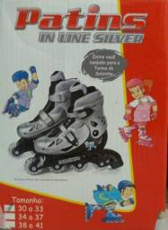Patins in line Silver