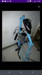 Vendo motor de bike e quadro !!