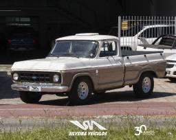 D-10 Chevrolet - Ano: 1980 - Carroceria