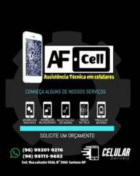 Título do anúncio: Af CELL  SANTANA