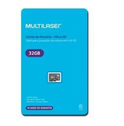Cartão Memória 32 gb Multilaser