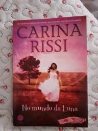 Livro No mundo da Luna - Carina Rissi