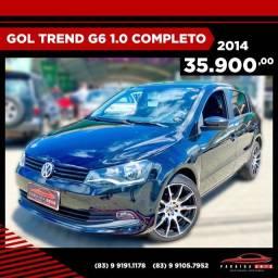 Gol Trend 1.0 G6 - 2014 - Completo ( Paraíba Auto )