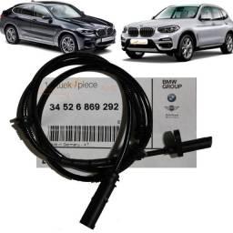 Sensor Freio Abs Dianteiro Bmw X3 F25 X4 F26 (34526855049)