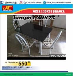 MESA 1.20X75 BRANCA B