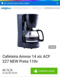 Cafeteira Amvox Nova