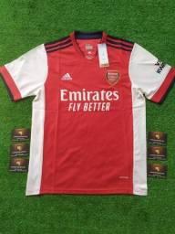 Título do anúncio: Camisa do Arsenal 2021/2022