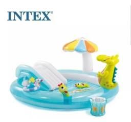 Título do anúncio: Piscina Infantil Intex 260L