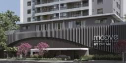 Título do anúncio: Apartamento cobertura com 3 quartos no Moove Home Brasal - Bairro Setor Bueno em Goiânia