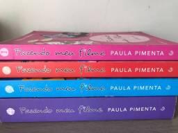 Coleção livros Fazendo Meu Filme - Paula Pimenta
