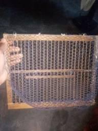 Rede de batida pra coleiro