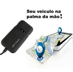 Rastreador  Tracker Veicular Gps Carro Moto Fácil instalação