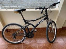 Mountain Bike Caloi Andes 21V - 21 Marchas - Aro 26