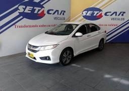 CITY 2014/2015 1.5 LX 16V FLEX 4P AUTOMÁTICO