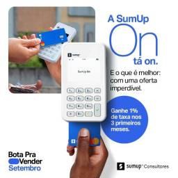 Título do anúncio: 1% de Taxa voltou! SumUp ON - Venha para SumUp!