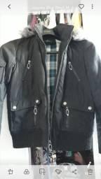 Casaco e jaqueta