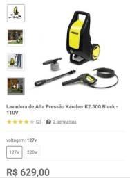 Título do anúncio: Lavadora de Alta Pressão Karcher K2.500 Black - 110V