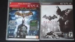 Batman arkham asylum,e batman arkham city