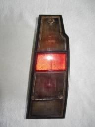 Lanterna Traseira Direita Fumê VW Parati e Saveiro até 1997 Peça Original Usada