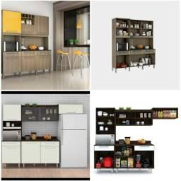 Armário de cozinha novo em 2 modelo diferente 790