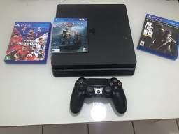 Vendo PS4 2020 Slim 1 TB