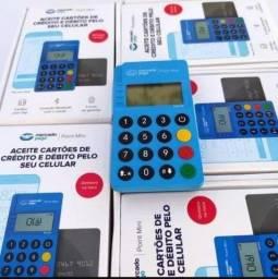 Nova máquina de cartão aumente suas vendas
