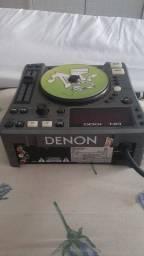 Título do anúncio: Cdj Denon Dns 1000 funcionando tudo.