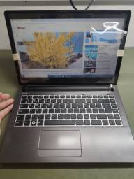 Notebook Slim Intel Pentium