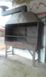 Vende - se churrasqueira de Assadao